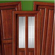 Двери из массива дуба Grand porte фото