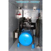 Установка для очистки колес в зимний период времени «Мойдодыр-ПНЕВМО - 1» фото