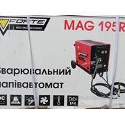 Трансформатор сварочный Forte MAG 195 R фото