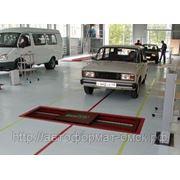 Тормозной стенд СТМ-3500 Н фото