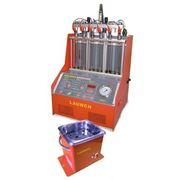 Установка тестирования и очистки форсунок CNC-602 фото