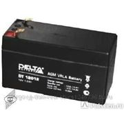 Батарея аккумуляторная Delta 1,2 А/ч фото