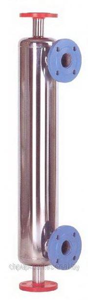 Спиралетрубчатый теплообменник автоматизация теплообменника