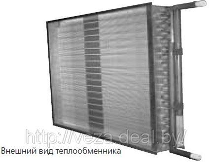 Пластины теплообменника КС 52 Дербент