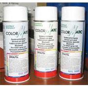 Краска-аэрозоль 20015 бел. шт фото