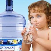 Доставка питьевой воды в офис фото