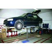 Подъемник плунжерный автомобильный MAHA ES 93 (Маха) фото