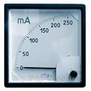 Щитовой микроамперметр, миллвольтметр М4277М фото