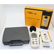 Цифровой шумомер Smartsensor AR824.Измеритель уровня шума фото