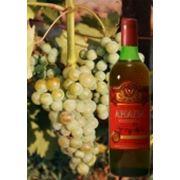 Вино виноградное специальное крепкое белое Анапа крепкое фото