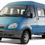 Автомобили ГАЗ :: Базовые автомобили ГАЗ :: Автобусы ГАЗ фото