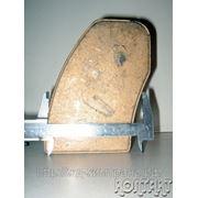 Накладка фрикционная металлокерамическая чертеж 4071.42.250.2 фото