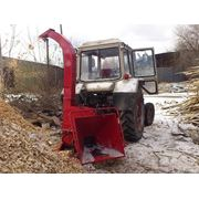 Дереводробильная машина МР-160Т фото