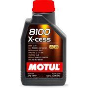 Масло MOTUL 8100 X-cess 5w40 (1 л) фото