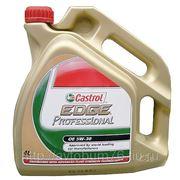 Масло Castrol EDGE 5W30 (4 л) фото