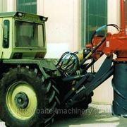 Измельчитель пней навесной цилиндрический Stumper № 5 фото