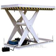 Гидравлические подъемные столы ножничного типа фото