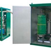 Установка для обработки трансформаторного масла УВМ-10 фотография
