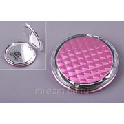 Зеркальце карманное увеличение диаметр=8,5 см.увеличение в 3 раза (848302) фотография