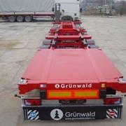Контейнеровоз универсальный Grunwald фотография