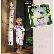 Ростомер медвежонок фрэнки 120 см (824033) фото