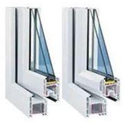 Металлопластиковые окна, профиль фото