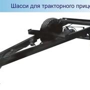 Шасси для тракторного прицепа 1 птс-2 фото