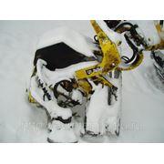 Харвестерная головка Timberjack 745 б/у фото
