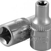 Торцевая головка 1/4DR внешний Torx Е-6, код товара: 49700, артикул: S06H206 фото