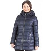 Куртка без меха Mishele 9901 синий фото