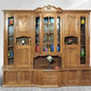 Мебель из натурального дуба фото