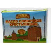 Масло сливочное «крестьянское» высший сорт фото