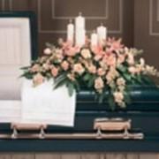 Композиции на гроб фото