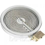 Конфорка для стеклокерамической поверхности для плиты Electrolux 3740636216. Оригинал фото