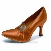 Обувь женская для танцев стандарт модель Элен-Стретч фото