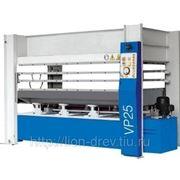 Гидравлический горячий пресс Vario Press VP25-100/1, VP25-100/2, VP25-120/5 фото