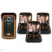 Беспроводной видеодомофон «Kivos Triple» фото