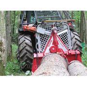 Лесные трелёвочные лебёдки TAJFUN (Словения) фото