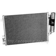 Радиатор кондиционера AKS фото