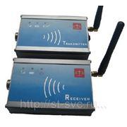 Комплект беспроводной связи тензодатчика и весового индикатора фото