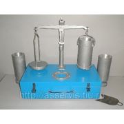Пурка литровая рабочая с падающим грузом модели ПХ-1 (с набором гирь). фото