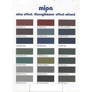 Краски MIPA с оптическим эффектом слюды пр-во Германия фото