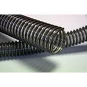 Вакуумный шланг из полиуретана для абразивной пыли «Лигнум ПУ» д. 20-200 фото
