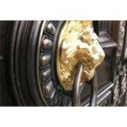 Тамбурные металлические двери фото