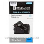 Media Gadget Защитная пленка Media Gadget UC для Canon EOS 60D (2 в 1) фото