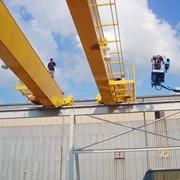 Ремонт козловых кранов, ремонт козловых кранов фото
