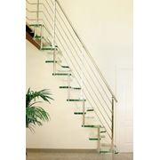 Лестницы на больцах Marretti (Италия) фото