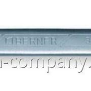 38344 ТМ Berner Ключ комбинированный с трещоткой Non Slip, 8 мм фото
