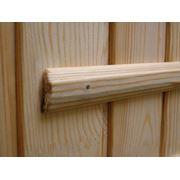Наличники рейки нащельные деревянные для дверей и окон фото