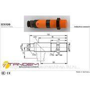 Индуктивный датчик II5320 IIE2010-FRKG фото
